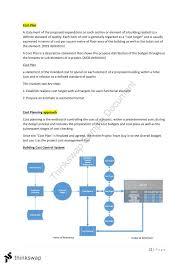 How To Prepare An Estimate Estimating 1 Exam Notes 200468 Estimating 1 Thinkswap