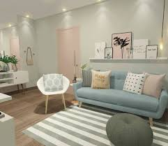 neutral colors pale pastel duck s egg walls large mirror and white ceiling pastel 70 living room color ideas for a stylish