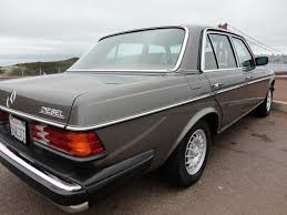 1983 Mercedes-Benz 240D | German Cars For Sale Blog