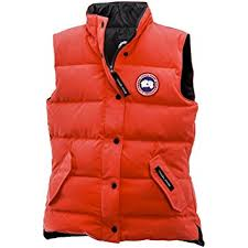 Canada Goose Freestyle Down Vest - Women s Monarch Orange, ...