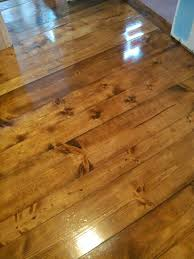 waterlox pine floor