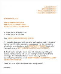 Thank You Letter For Visiting Image Collections - Letter Format ...