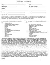 form 5045 fillable online skin needling consent form body by shae fax email