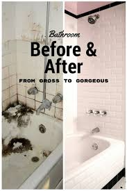 Economical Bathroom Remodel Leaving The Ivory Tower Retro Budget Bathroom Remodel