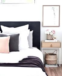 White Black Bedroom Black And White Bedroom Ideas For Small Rooms ...