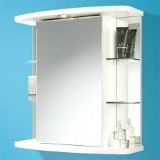 illuminated cabinets modern bathroom mirrors. Awesome Bathroom Medicine Cabinets With Led Lights Illuminated  Mirror Modern White Stained Cool Plastic Mirrors