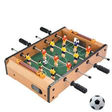 Miniature Wooden Foosball Table Game Plastic Pool Table 100 poles Mini Soccer Table mini football soccer 82