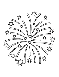 fireworks clipart black and white transparent. Simple White Clip Art Free Fireworks Pattern Use The Printable Outline For To Clipart Black And White Transparent S