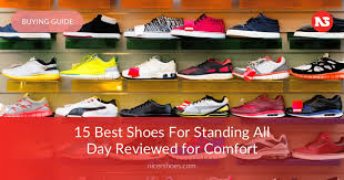 Just The Right Shoe Display Stand 100 Best Shoes For Standing All Day Reviewed In 100 NicerShoes 99