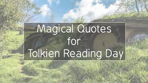 Tolkien Quotes Classy 48 Favorite Quotes From JRR Tolkien Books