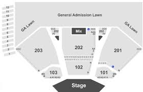 Alpine Valley Detailed Seating Chart With Seat Numbers Alpine Valley Music Theatre Tickets With No Fees At Ticket Club