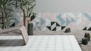 futura an adaptable porcelain tile collection of shapes contemporary colours