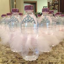 Decorating Water Bottles For Baby Shower Princess water bottles for baby girl shower Shower Ideas 38