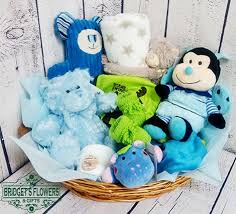 new baby gift basket bridgets flowers ss valley