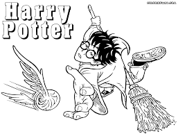 Small Picture Harry Potter coloring pages Coloring pages to download and print