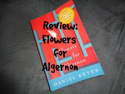 review flowers for algernon