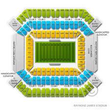Raymond James Stadium Concert Tickets