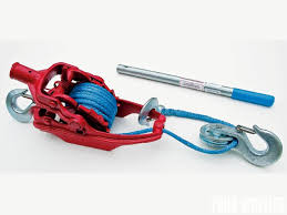 harbor freight hand winch. low buck liberation getting unstuck hand winch photo 46844971 harbor freight