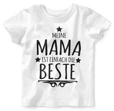 Mikalino Baby Kinder T Shirt Mit Spruch Für Jungen Mädchen Unisex