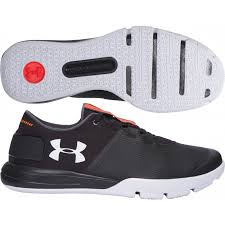 under armour training shoes. under armour charged ultimate 2.0 mens training shoes - black m