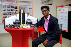 Meet Ted Solomon and his friends, the Made-in-India Rocketmen ...