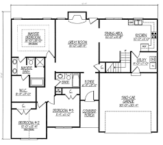 house plan 54440 at familyhomeplans com