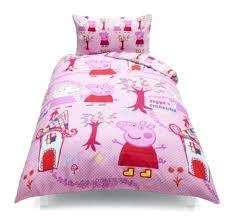 peppa pig bedding sets pig golden boots bedding peppa pig toddler bed set