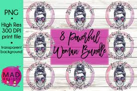 Download and upload svg images with cc0 public domain license. Powerful Woman Floral Sugar Skull Bundle Graphic By Maddesigns718 Creative Fabrica In 2020 Powerful Women Sugar Skull Graphic Design Pattern