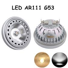 3 Watt Led Spot Light Price In India Us 12 99 Led Ar111 G53 12w Ac 12 24v Light Bulb Cree Cob Chip Led G53 Spotlight Bulb With 75 100w Halogen Equivalent In Led Bulbs Tubes From