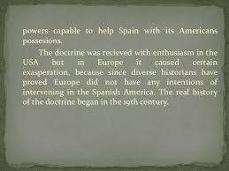 best monroe doctrine ideas us history teaching  monroe s doctrine ppt monroe doctrine iib1