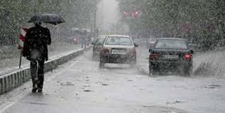 ورود سامانه بارشی به خوزستان در آخر هفته