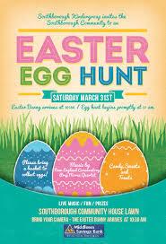 Egg Hunt Flyer Barca Fontanacountryinn Com
