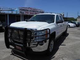 2014 Chevrolet Silverado 2500Hd 4x4 LT 4dr Crew Cab LB In Houston ...