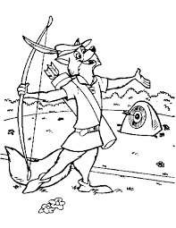 Small Picture Inspirational Robin Hood Coloring Pages 67 With Additional