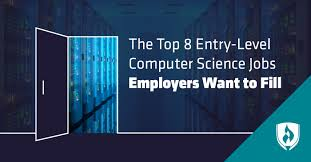 Entry Level Graphic Design Jobs Minnesota The Top 8 Entry Level Computer Science Jobs Employers Want