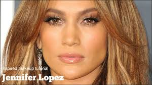 now makeup in the style of jennifer lopez you plan