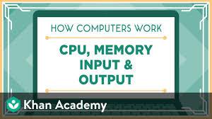 Cpu Memory Input Output