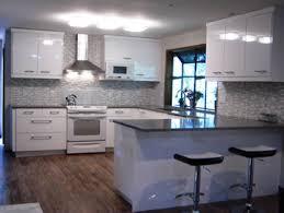 Exceptional Ikea Abstrakt White Kitchen Remodel Portland Oregon ... Good Ideas