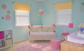 blue nursery furniture. Amazing Baby Girls Nursery Furniture Plus Convertible Crib Set And Pink Rug Slipresistent With Blue Wall