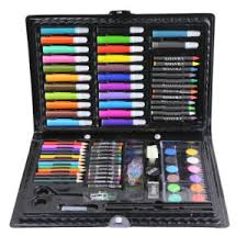 coloring sets. Beautiful Sets 150 PCS Pieces Kid Artist Coloring Color Pastels Crayons Deluxe Drawing  Paint Painting Creativity Art Stationery Intended Sets Q