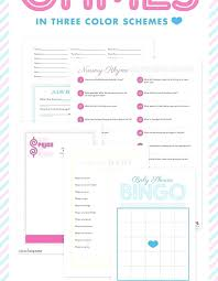 Baby Shower Games For Couples Mommy Or Daddy Great Baby Shower Game ...