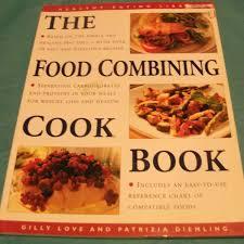 The Hay Diet Food Combining Chart Food Combining Cook Book