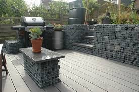 Small Picture Curved Gabion Wall Ideas How to Build a curved gabion wall