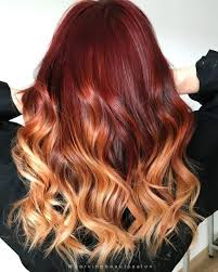 19 best red and blonde hair color ideas