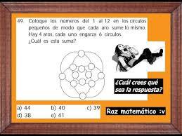 Retos matemáticos y desafíos mentales. Razonamiento Matematico Juegos Mentales Problemas Resueltos Numero 4 22 Y 49 Youtube