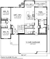 house plans ranch ranch style house plan 3 beds 2 baths sq ft plan ranch house house plans ranch