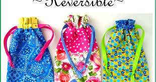simply shoeboxes simple lined drawstring bag pattern and tutorial perfect for occ pencil pouch or hygiene supplies