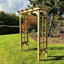 croft rose 1 2m garden arch