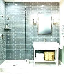 bathroom glass subway tile shower blue glass tile bathroom glass subway tile bathroom glass bathroom tile