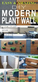 diy living plant wall the garden glove